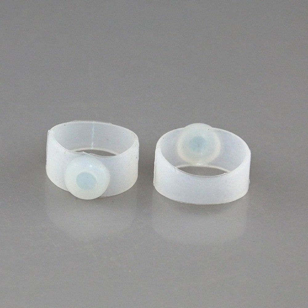 Soft Silicone Magnetic Toe Ring