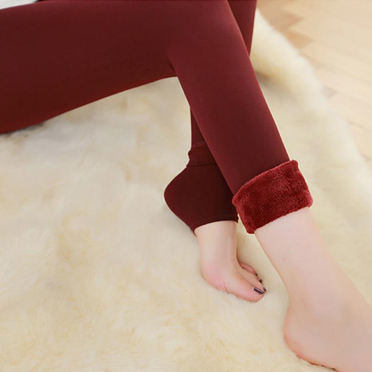 Warm Winter Leggings
