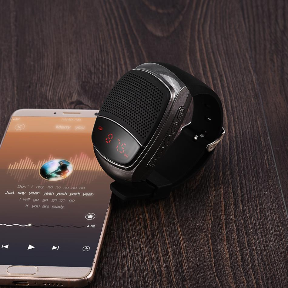 Bluetooth Speaker Watch