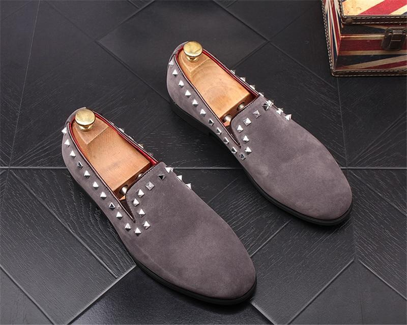 Designer Mens Slip-on Shoes