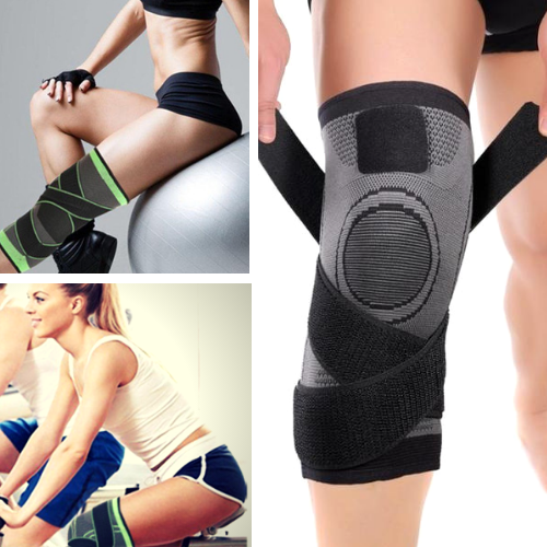 Knee Support Brace Protector Pad