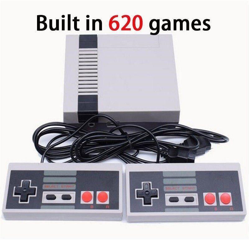 Retro Video Game Console
