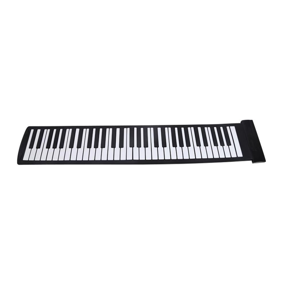 Roll-Up Electronic Piano