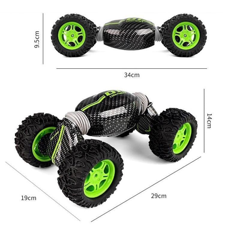 Double-sided Transforming RC Car