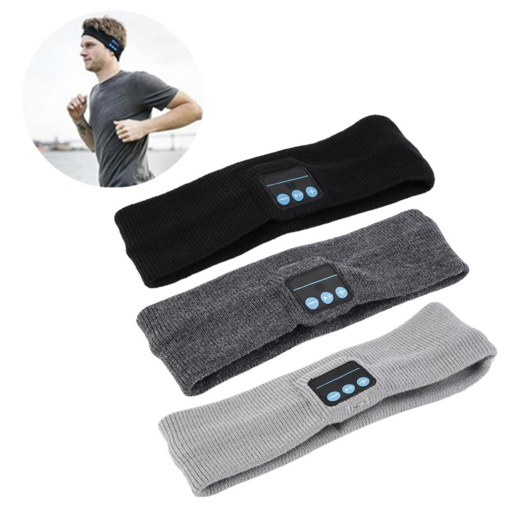 Wireless Music Headband for Sports