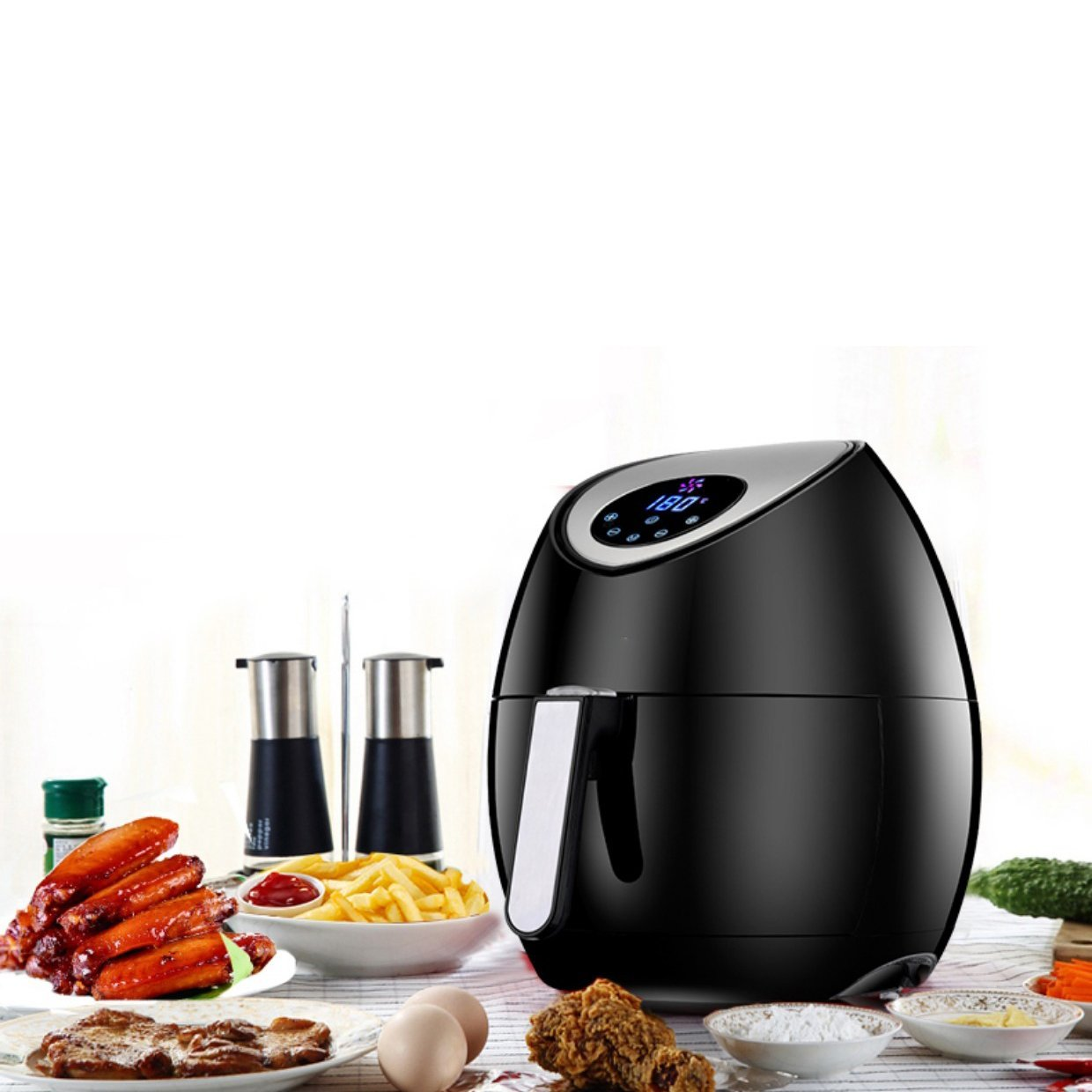 Electric Deep Fryer French Fries Maker