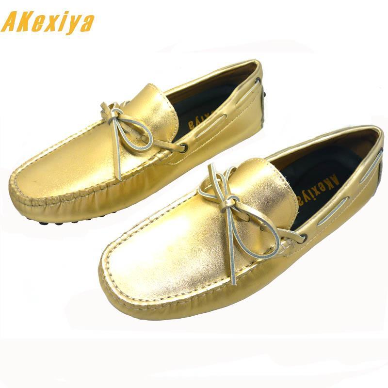 New Man Breathable Men's Loafers Designer Flat Soft Leather Shoe