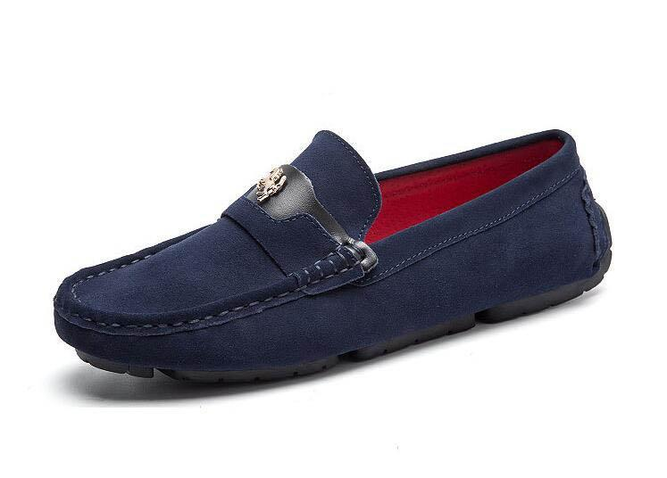 fashion Men comfortable Flats Slip-On Causal Shoes