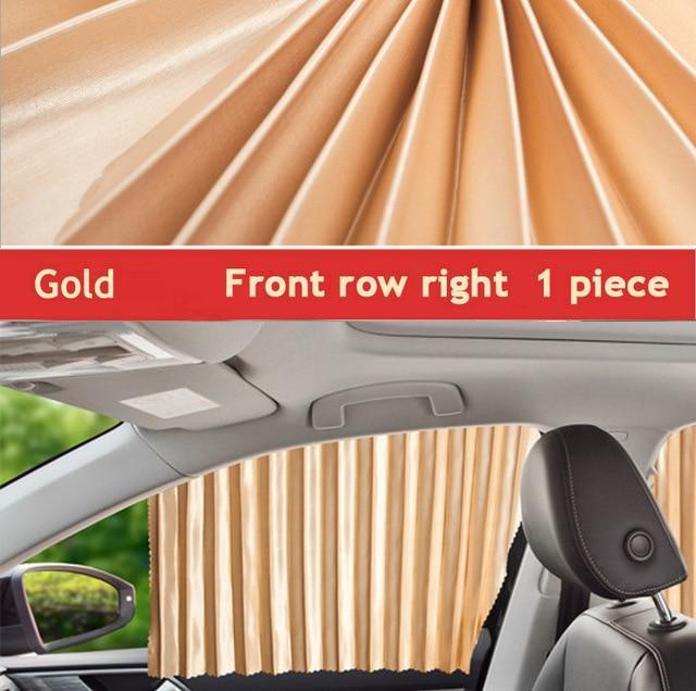 Premium Quality Car Magnetic Sunshade