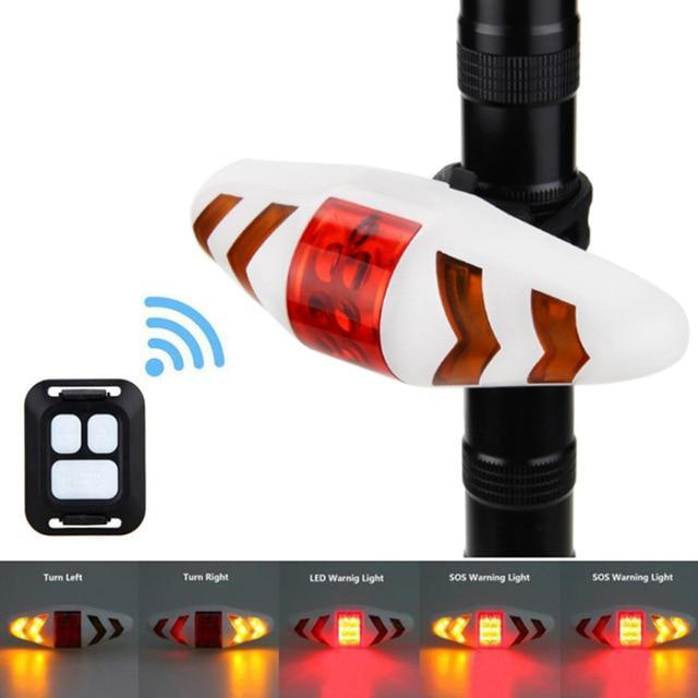 Wireless Bicycle Turn Signals