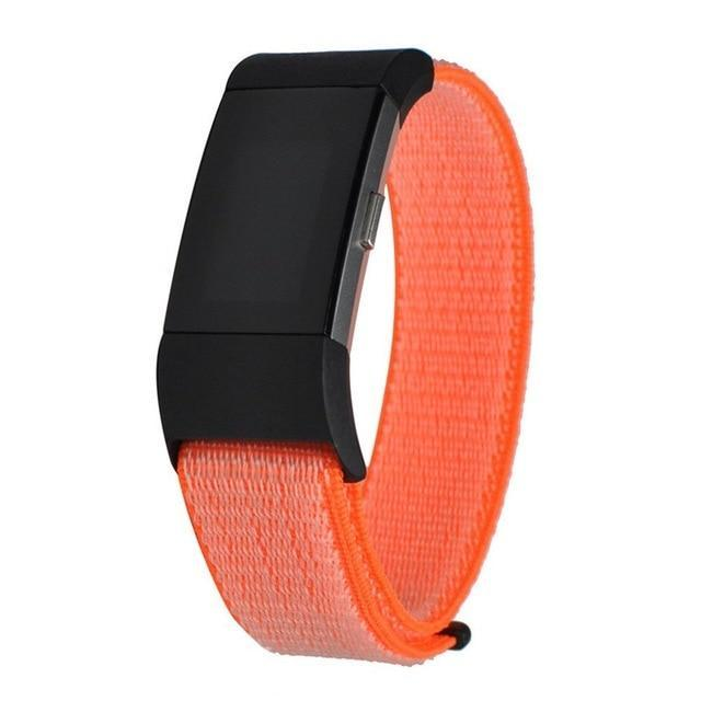 Limited Edition Nylon Sport Loop Fitbit Alta Strap