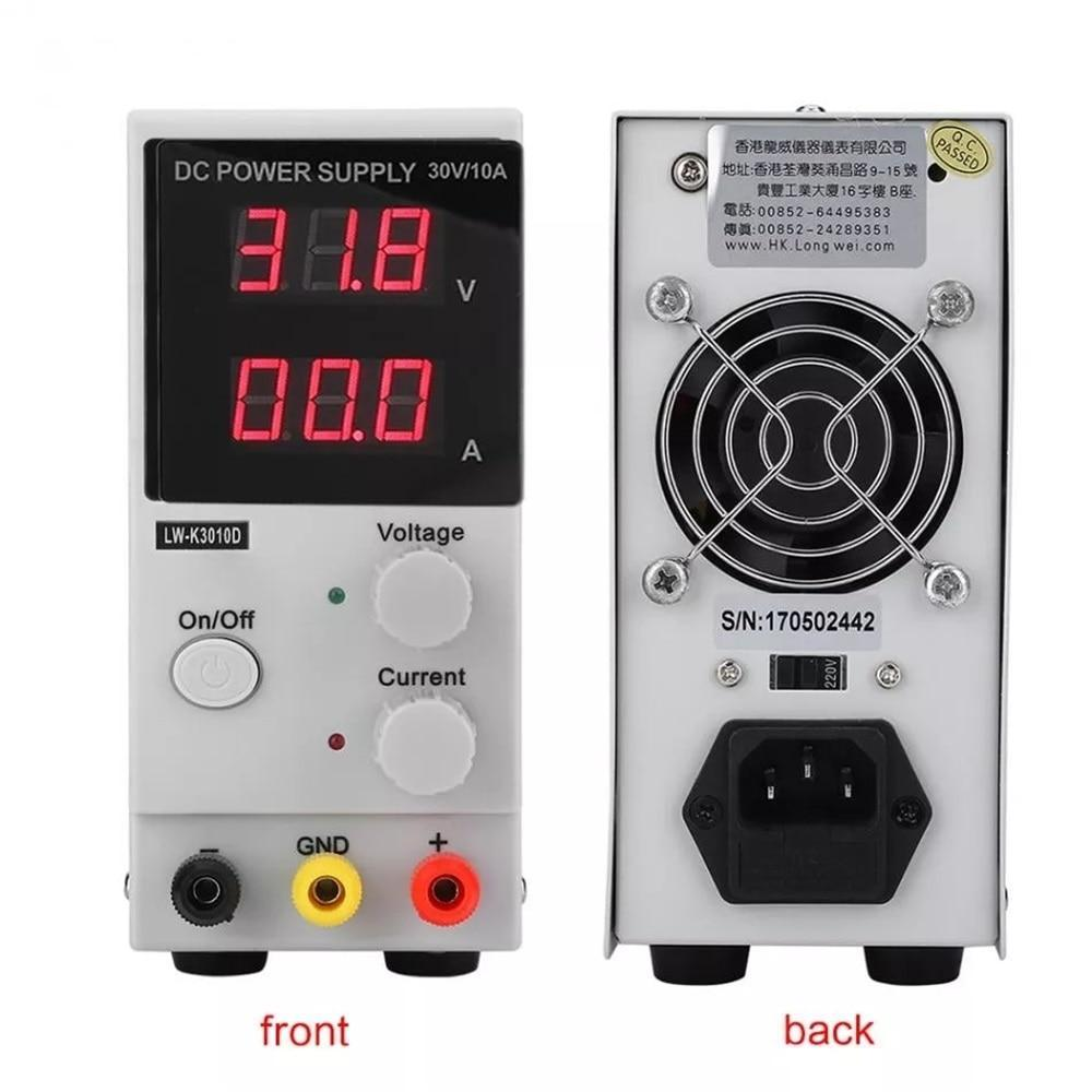 Best Seller LONG WEI LW-K3010D Adjustable Power Supply Switching