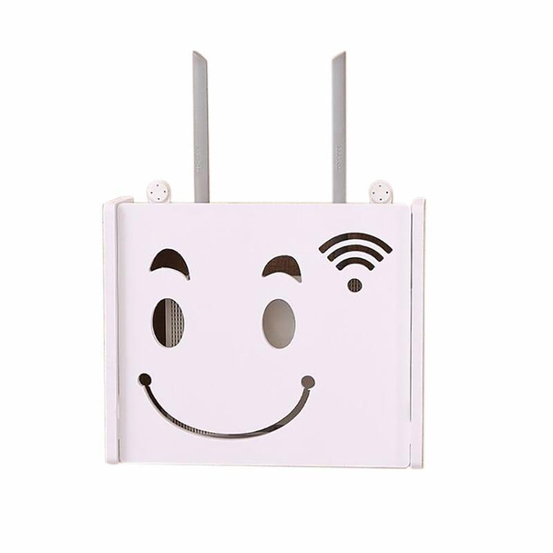 Small Shelf WiFi Router Box
