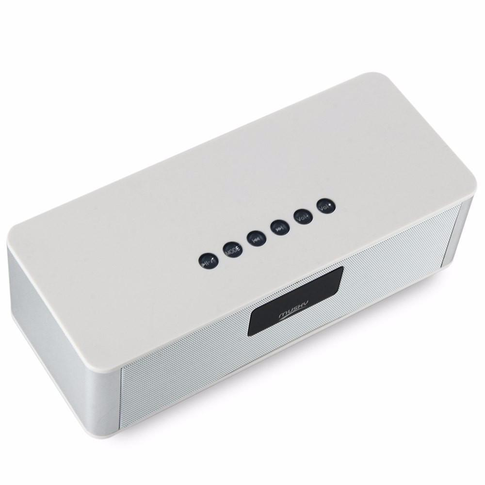 Mini HIFI Wireless V4.0 Bluetooth Speaker Multimedia Stereo Speaker Support  FM AUX Handsfree Loundspeaker