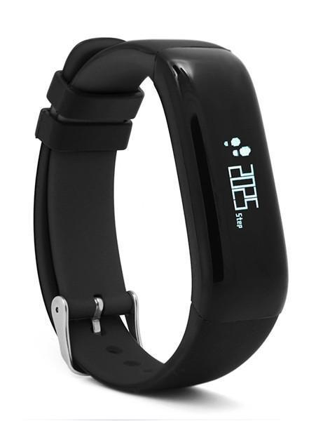 New Smartband Bluetooth Fitness Bracelet with Blood Pressure Heart Rate Monitor for Android IOS Phone