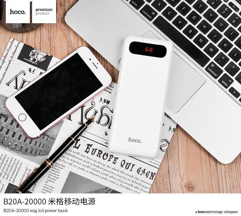 New Ultra Slim Heavy Duty 18650mah Mobile Power Bank with Universal LCD Display Dual & Dual USB