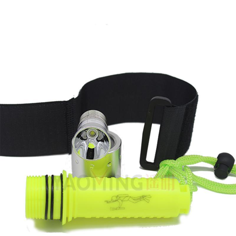 T6 LED 800 Lumen Diving Light