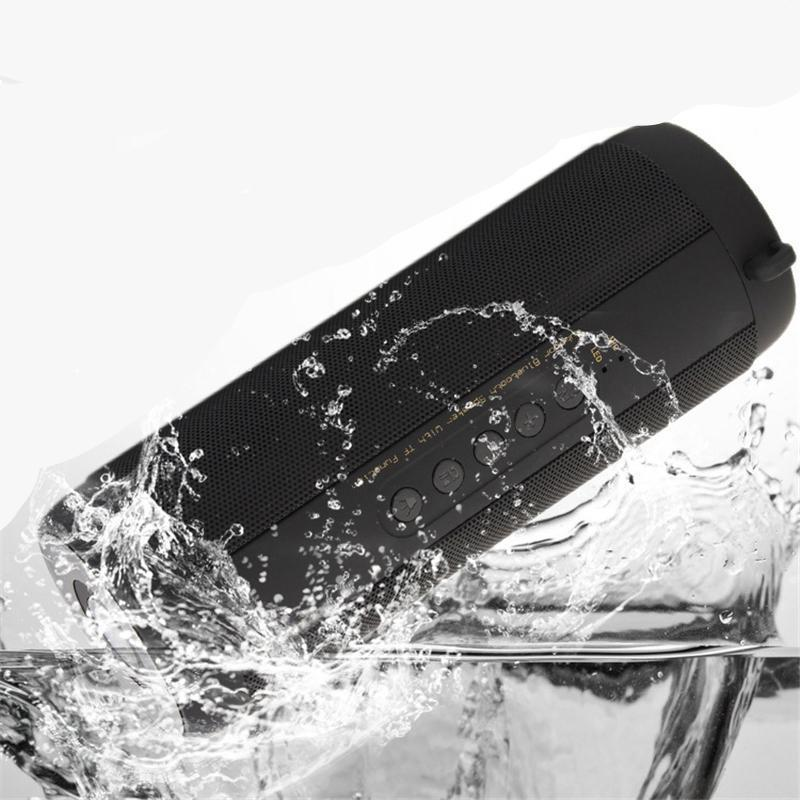 M&J Waterproof Bluetooth Speaker