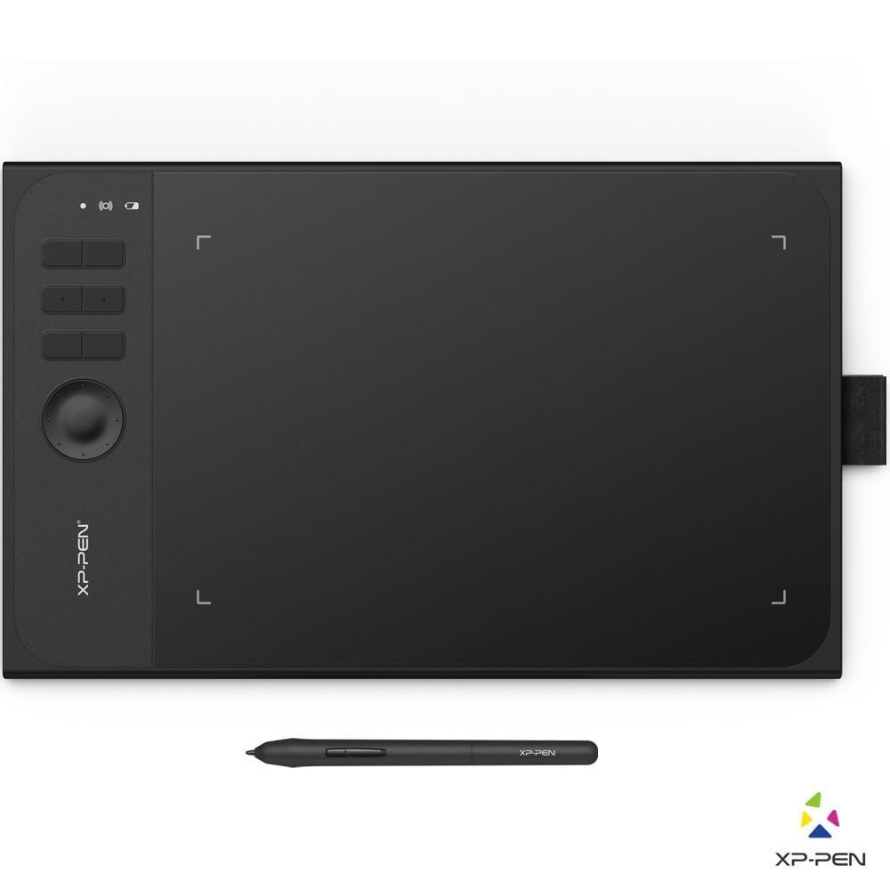 XP-Pen Star06 Wireless Drawing Tablet