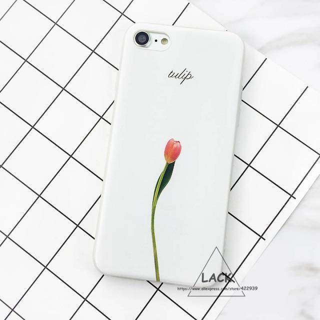 Luxury 3D Leaf Case For iPhones