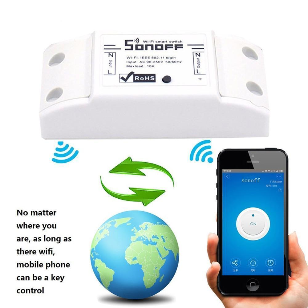 Sonoff 10A Wifi Smart Switch