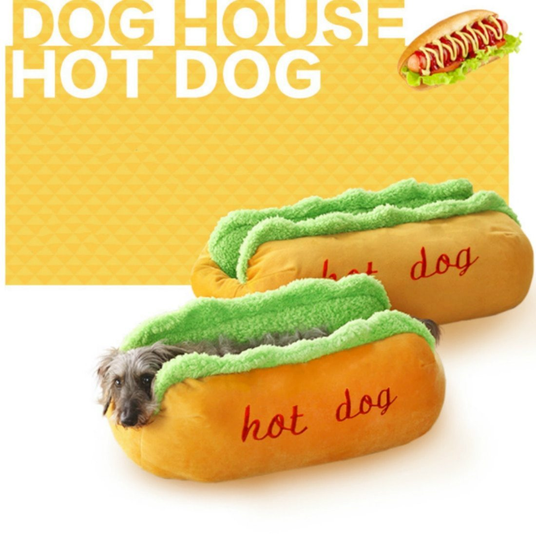 Limited Edition Hot Dog Sofa Bed