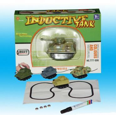 Inductive Magic Tuck Toy