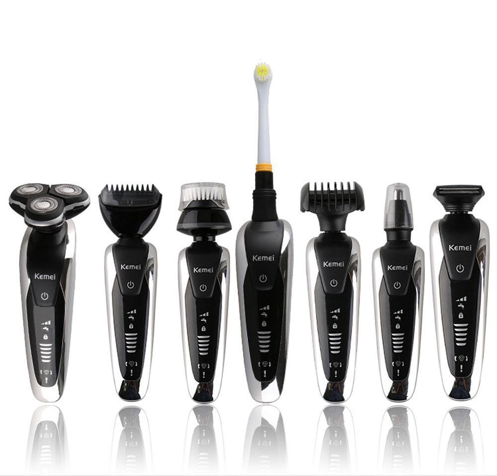 7 in 1 Men's Electric Shaver