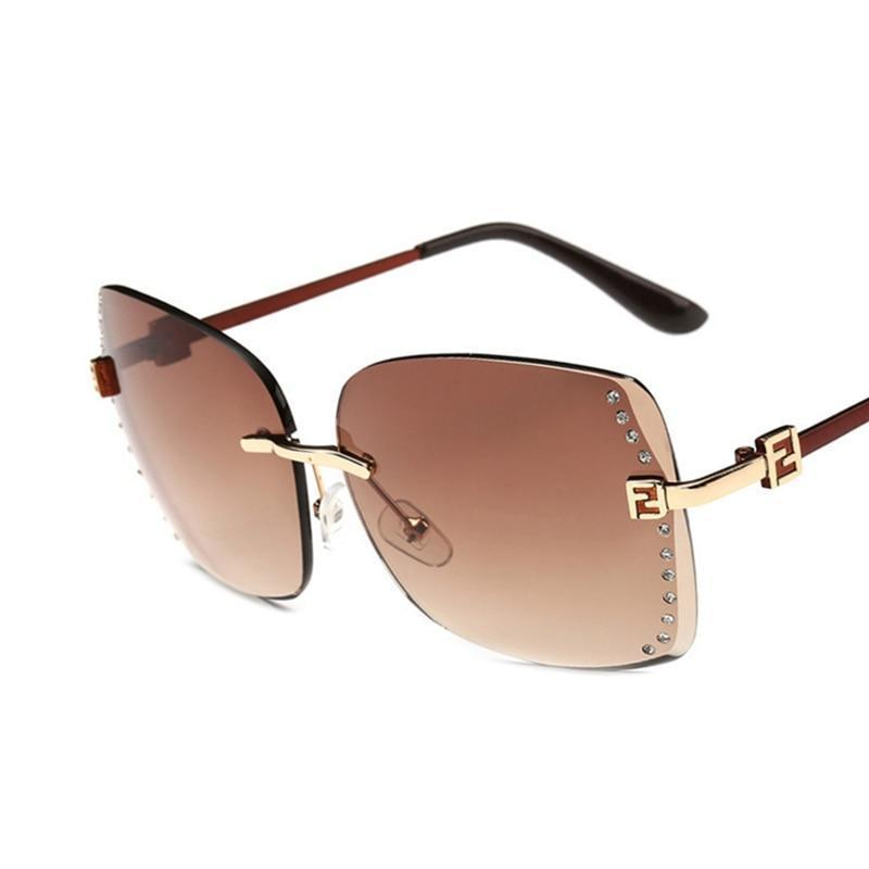 Big Frame Women Sunglasses