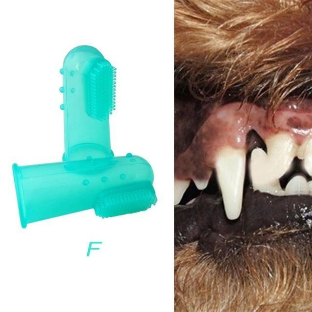 Dog Finger Toothbrush
