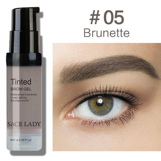 Tinted Eyebrow Cream