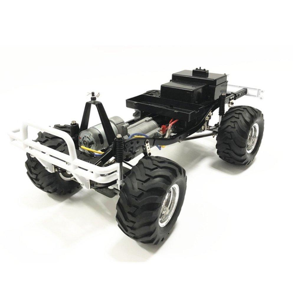 Best Seller HG P407 1/10 2.4G 4WD Rally Rc Car for TOYATO Metal