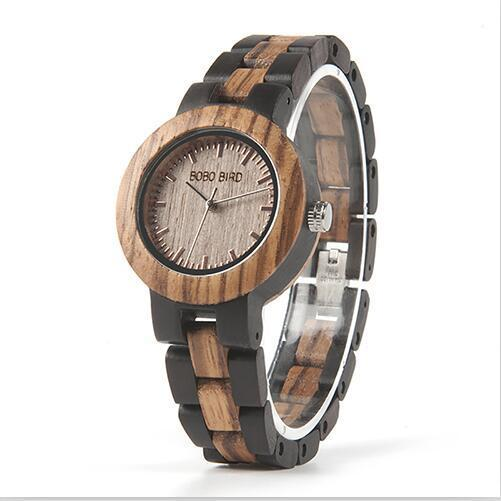 Lovers Wooden Watch