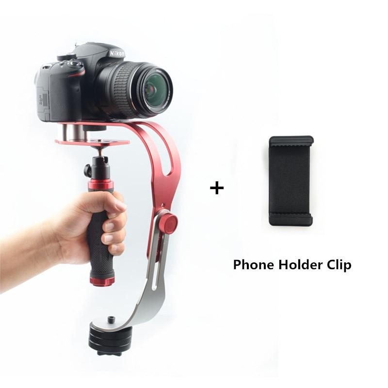 Mini Handheld Digital Camera Stabilizer