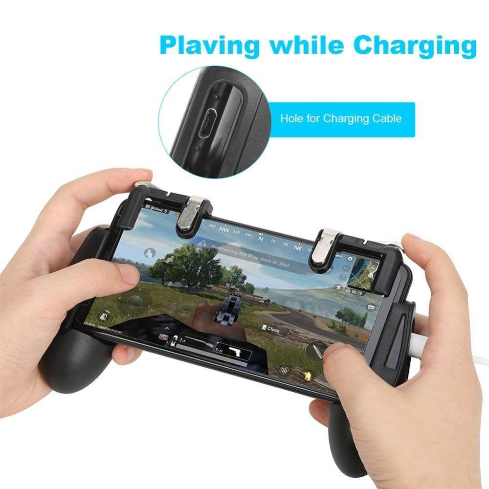 Mobile phone Game Controller and joystick