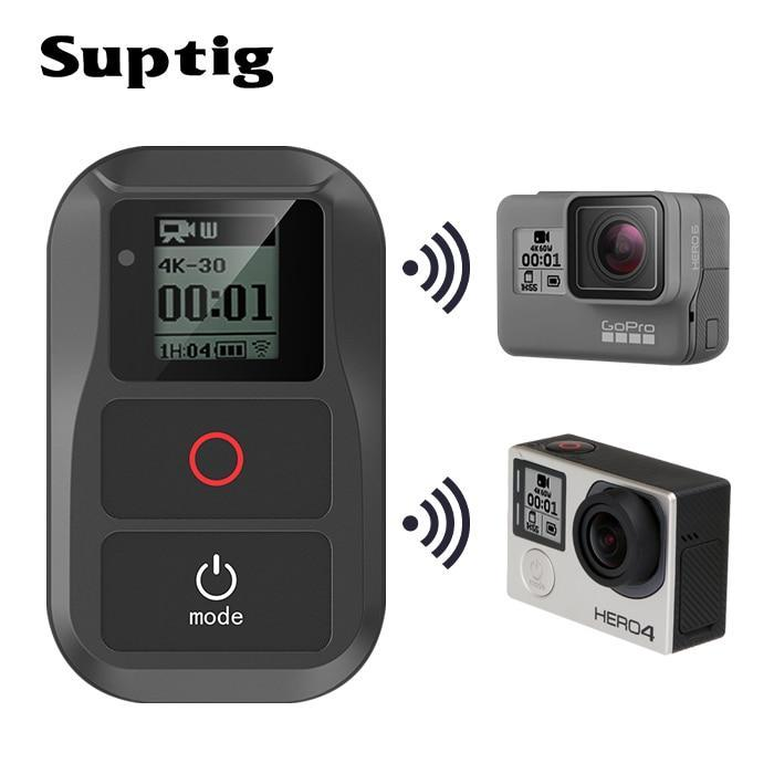 New Suptig Waterproof WIFI Remote Control For Gopro Hero