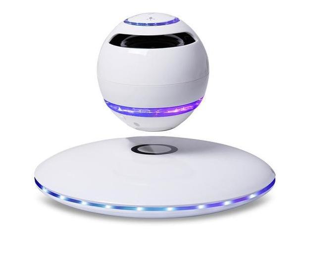 Premium Quality Magnetic Levitation Bluetooth Speaker