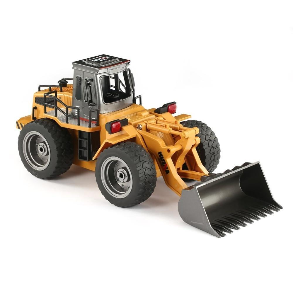 Limited Edition RC Power construction tool Bulldozar
