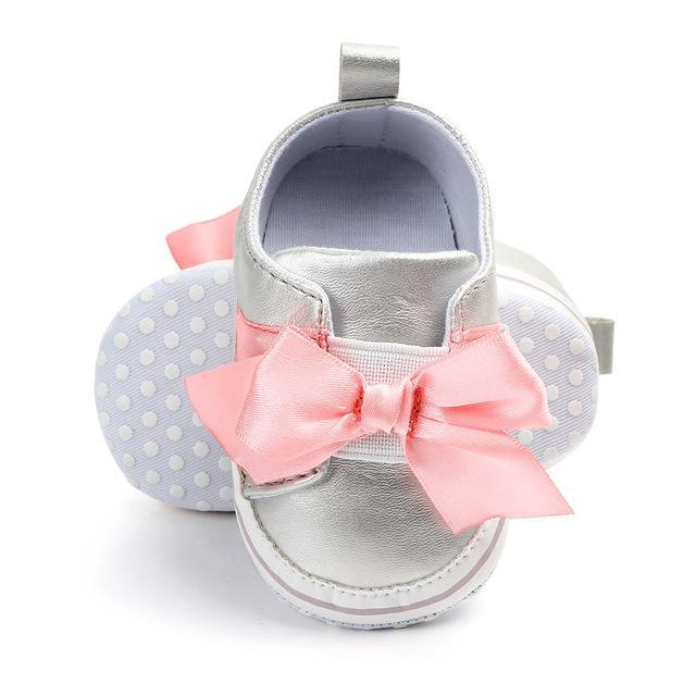 Cute Baby Girls Walker Shoes