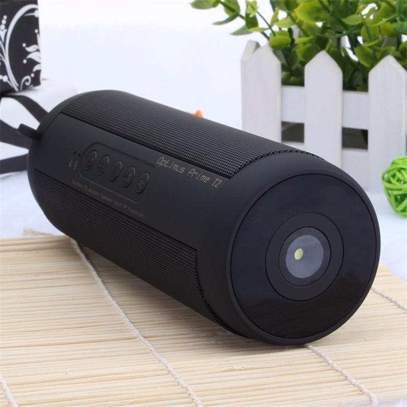 New Wireless Best Bluetooth  Portable Outdoor  Mini Column Box Loud Speaker