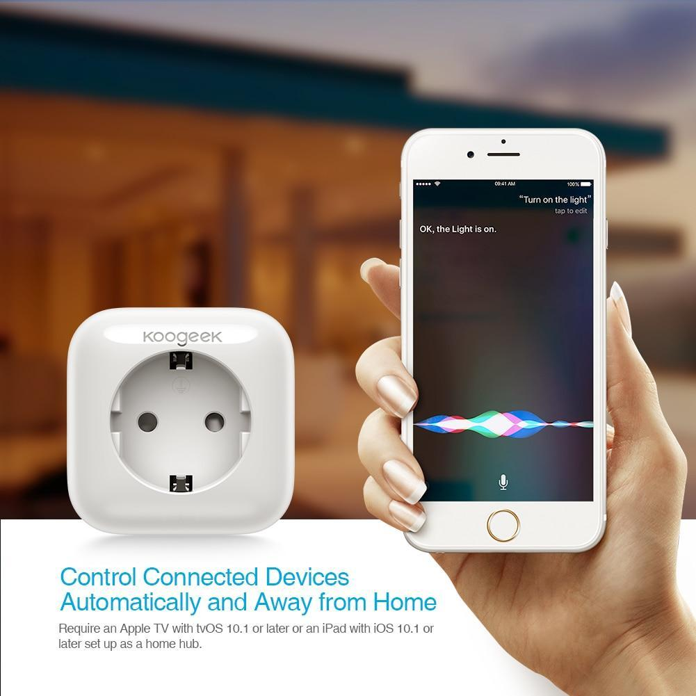Koogeek Smart Socket