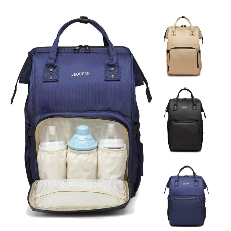Waterproof Diaper Bag Backpack