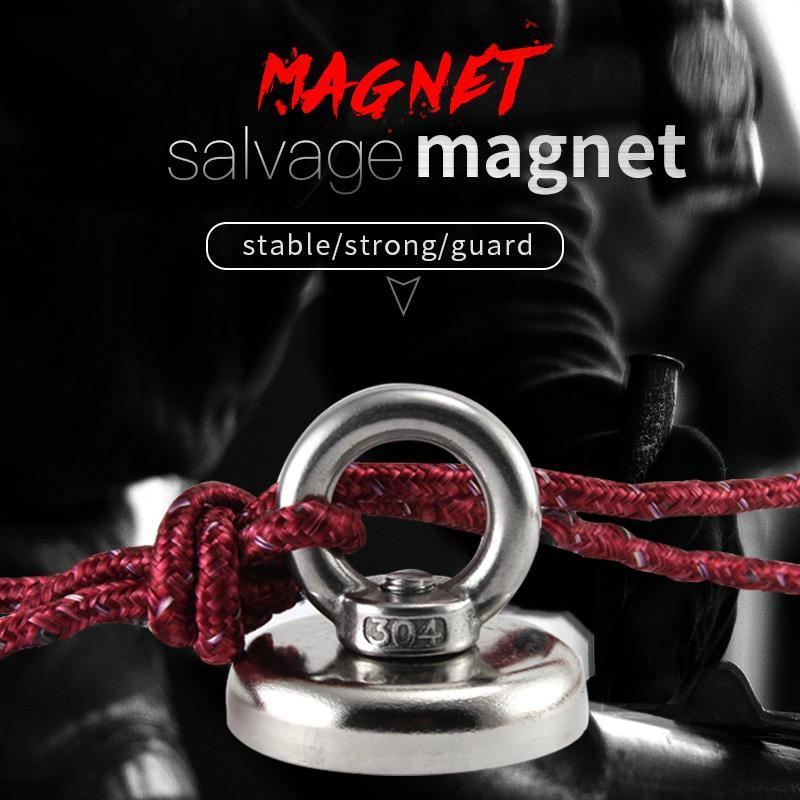 Strong Salvage Magnet Pot Hock