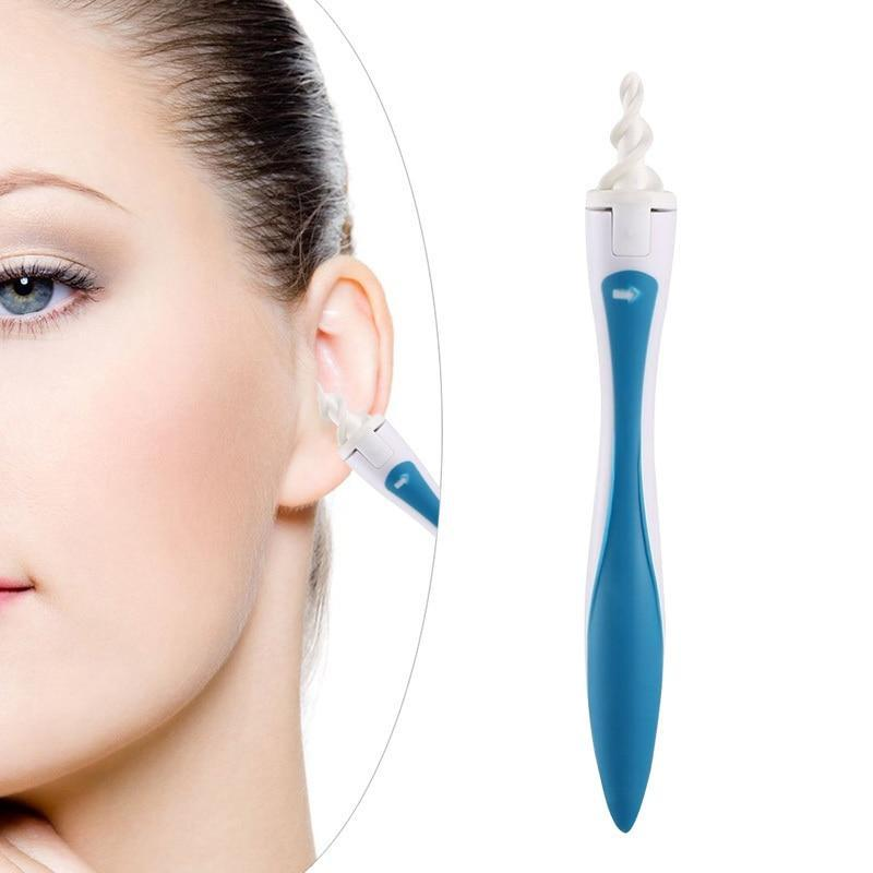 Spiral Ear Cleaner Smart Swab