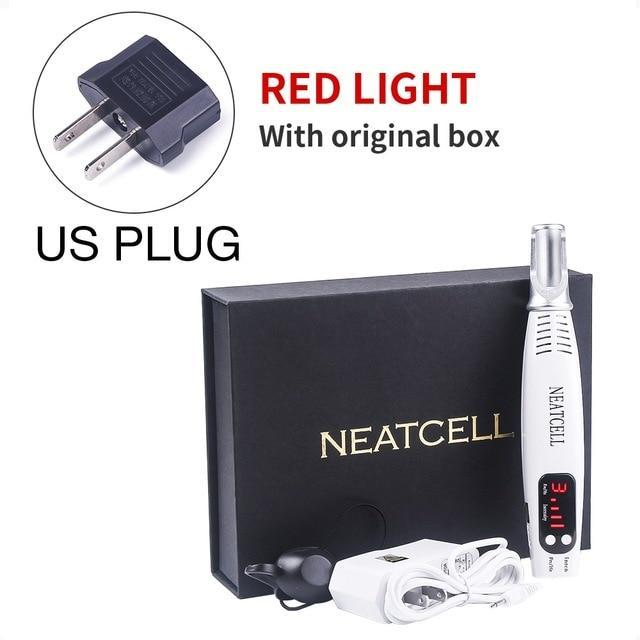 Neatcell Picosecond Laser Pen Tattoo Scar Mole Freckle Removal