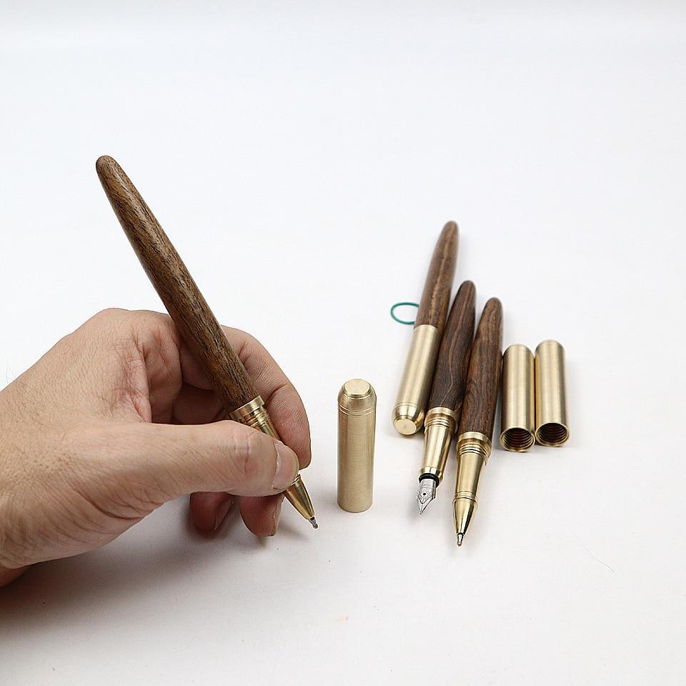 Luxury Wooden+Metal Ballpoint Pen