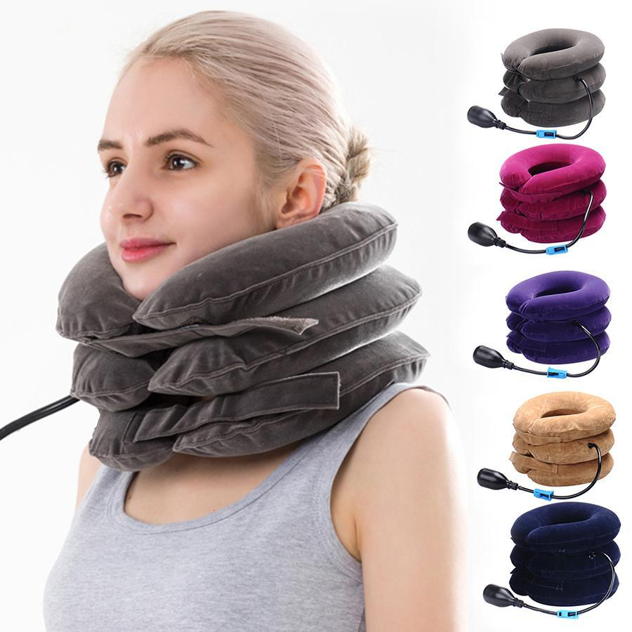 Air Neck Therapy Pain Reliever