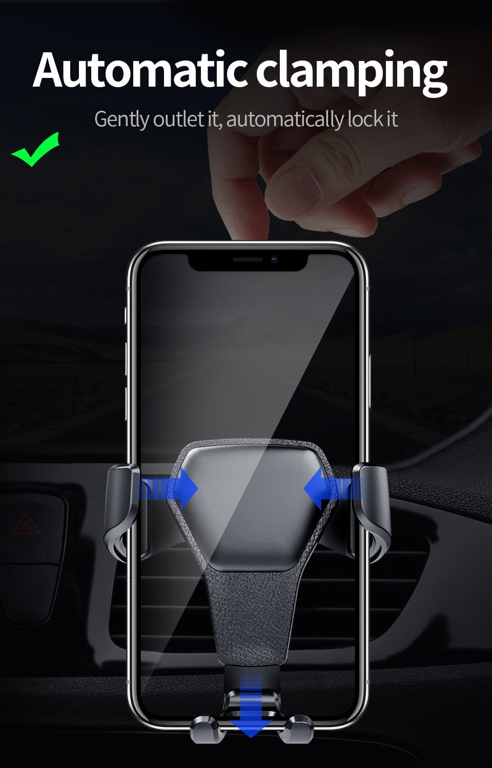 Limited Edition Car Phone Holder