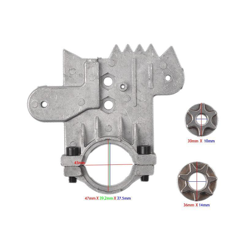 Premium Quality Chainsaw Bracket Set