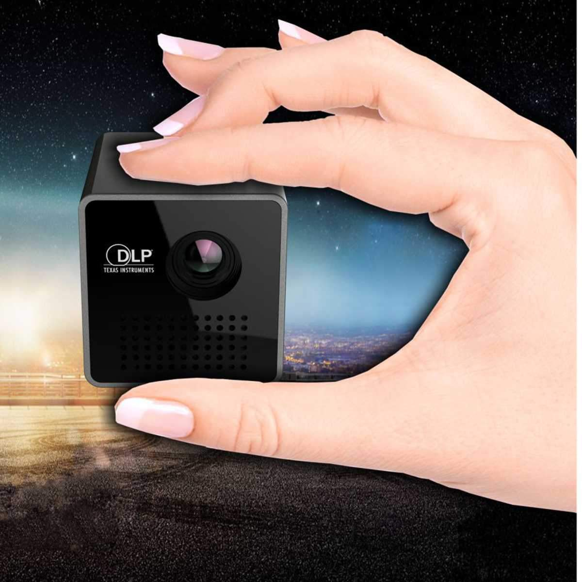 Limited Edition Wifi Mobile Projector